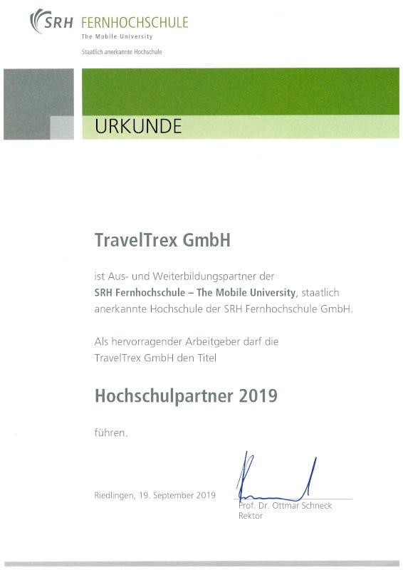 Hochschulpartner 2019