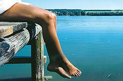 Sommer Sonne Kurzurlaub Weekend